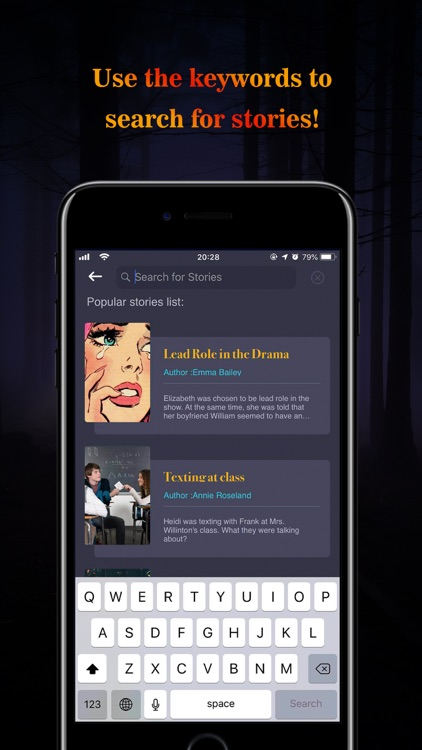 Trem - Chat & Text Story