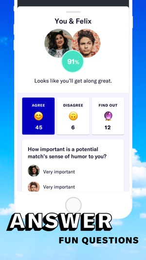 OkCupid: Online Dating App Screenshot