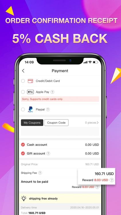 AjMall - Online Shopping Store screenshot-5