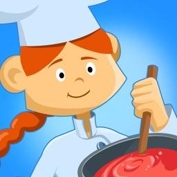 Kitchen Fun - Chef Cooking Joy