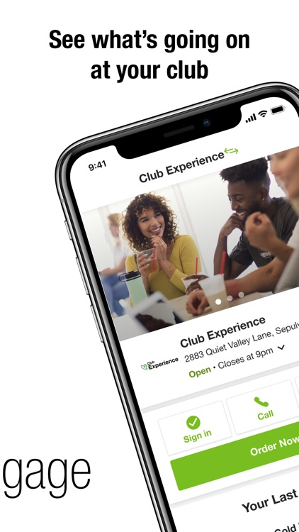 Engage - Your Club
