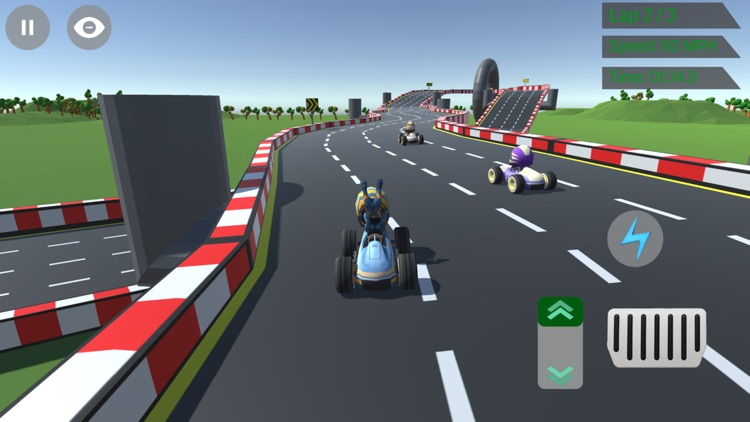 Mini Speedy Racers screenshot-7