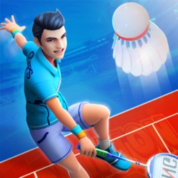 Badminton Blitz -Real PVP Game