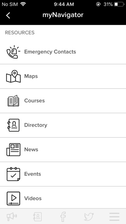 myNavigator Mobile screenshot-2