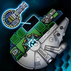 太空竞技场  : 建造与战斗
