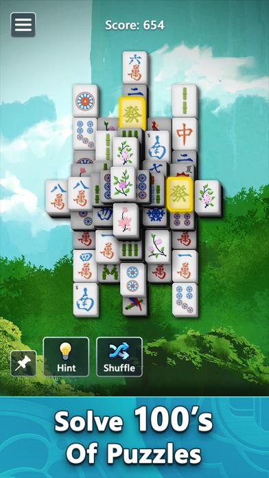 Mahjong by Microsoft screenshot 1