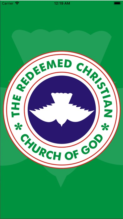 Screenshot for RCCG SSUK 2018 2019 STUDENT in Korea App Store