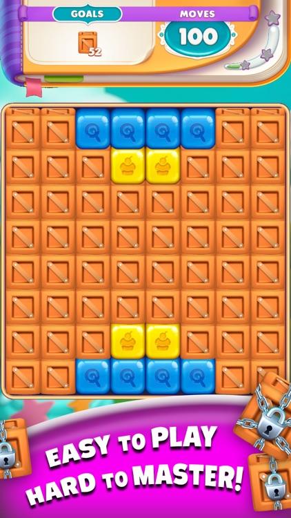Cartoon Crush Pop Block Puzzle screenshot-6