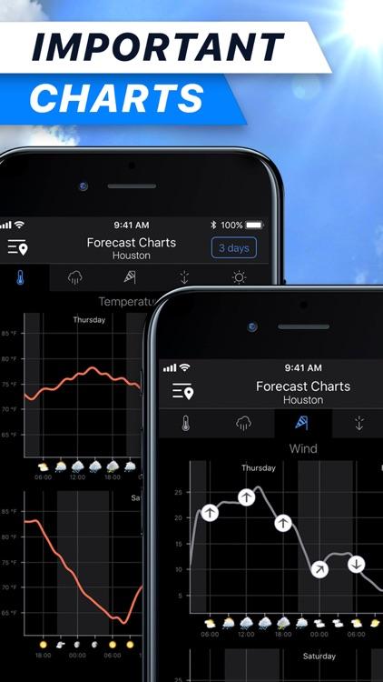 Weather Radar° screenshot-7