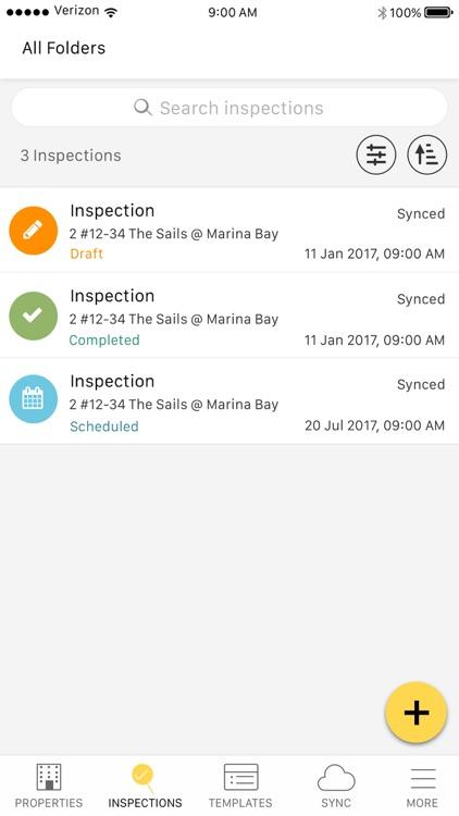 EasyInspection - Inspections screenshot-3