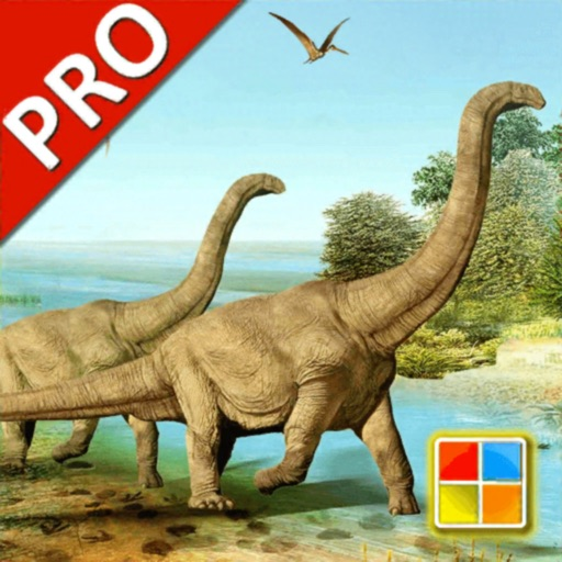 Dinosaurs Cards PRO