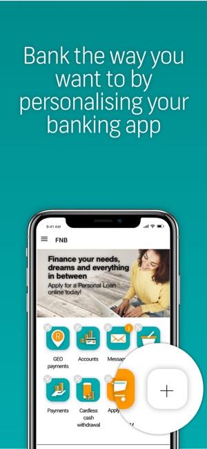 FNB Banking App en App Store