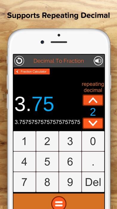 Fraction Calculator + Decimals - AppRecs