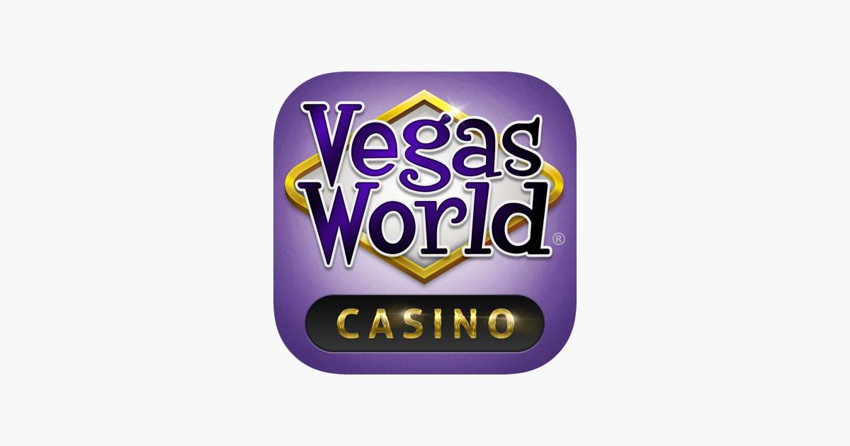 Vegas World Casino Fun Slots On The App Store