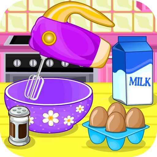 ألعاب الطبخ - اخبز كب كيك