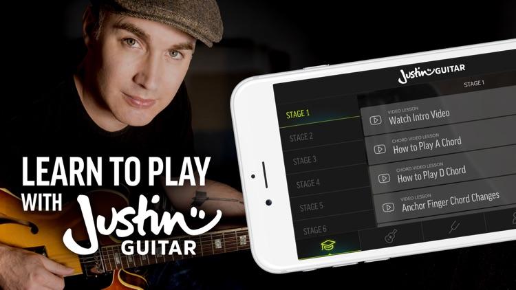 Justin Guitar Beginner Course screenshot-0