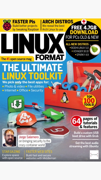 Screenshot for Linux Format in United Arab Emirates App Store