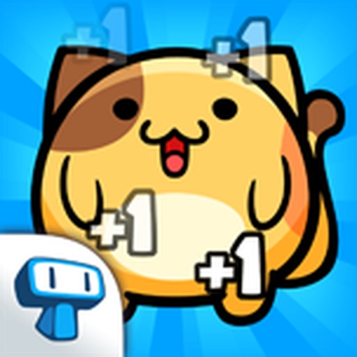 Kitty Cat Clicker - Поток виртуальный кошку с печеньем и конфетами