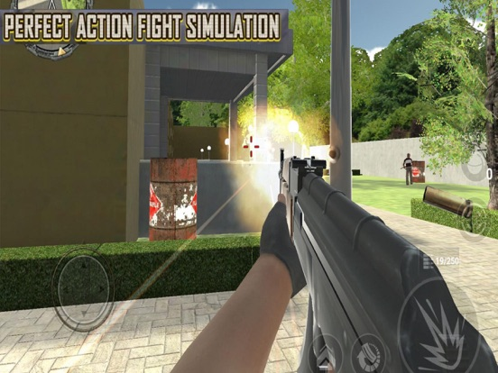 US Commando Attack Shooter-ipad-1