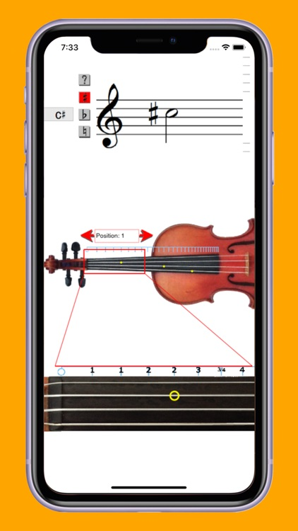 Violin Note Finder screenshot-6