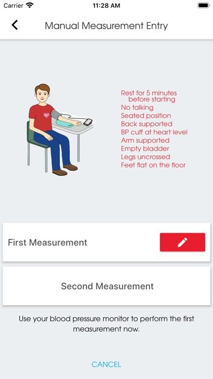 PreCardix Blood Pressure