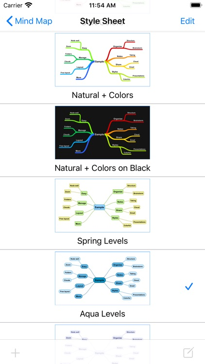 SimpleMind Pro - Mind Mapping screenshot-6
