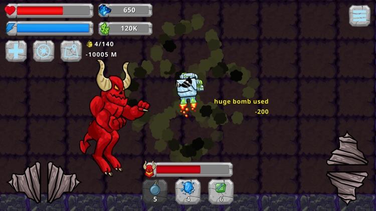 Digger Machine: dig minerals screenshot-3