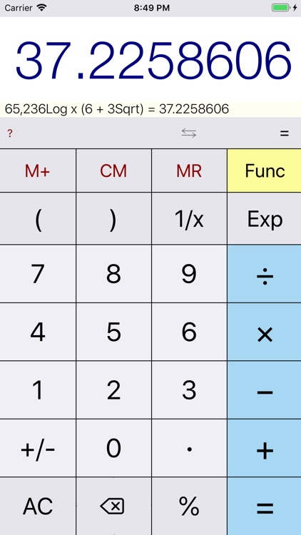 Function Calc screenshot-3