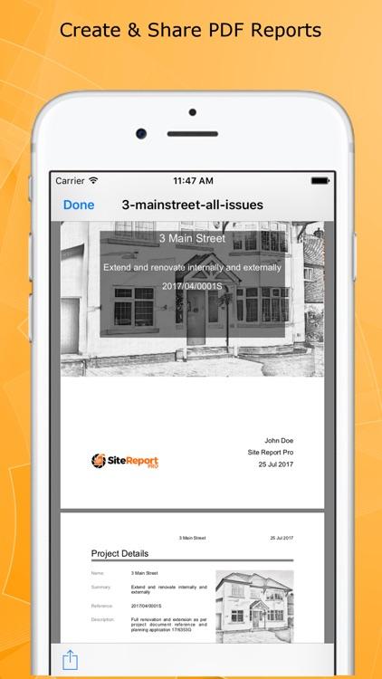 Site Report Pro+ Audit PDF Pro screenshot-3
