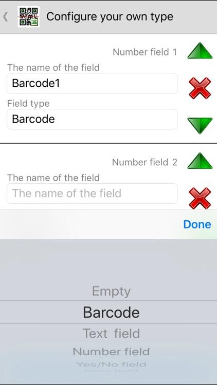 LoMag Data Scanner & Inventory screenshot-7