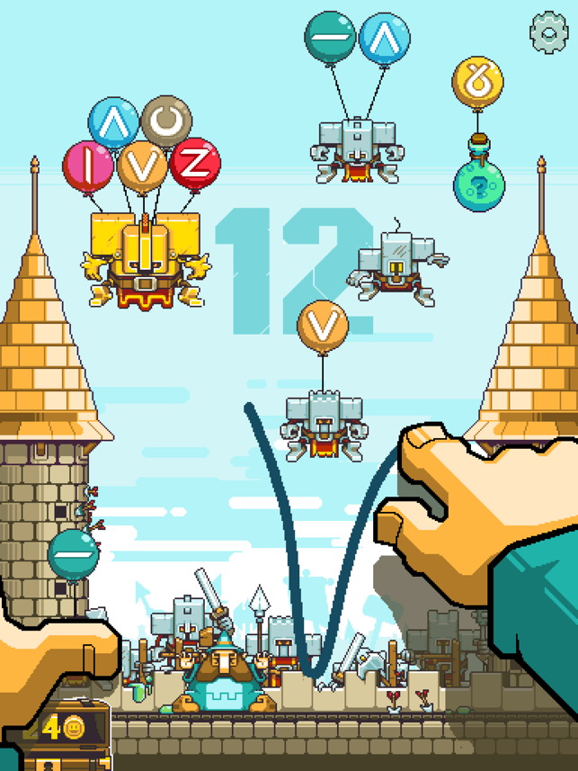 Magic Touch: Wizard for Hire Screenshot