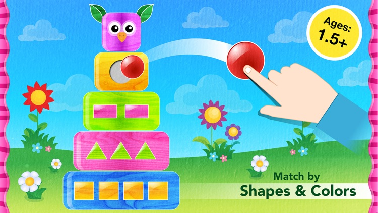 Toddler puzzles games for kids