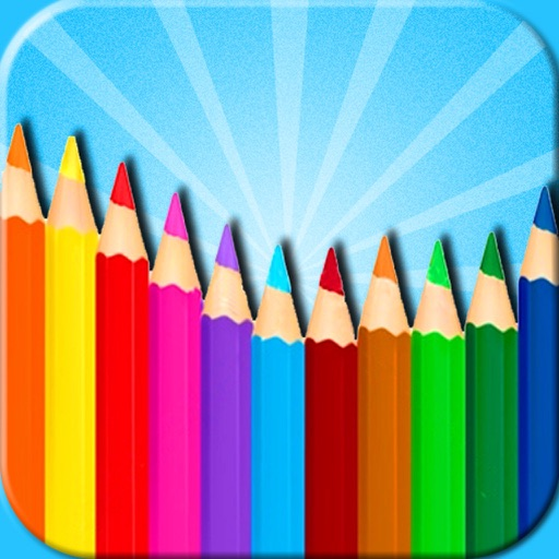 Coloring Doodle Pad