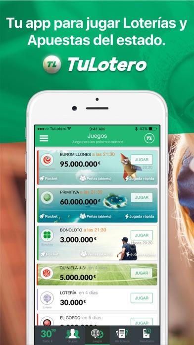 download TL: Loterias y Apuestas Estado apps 4