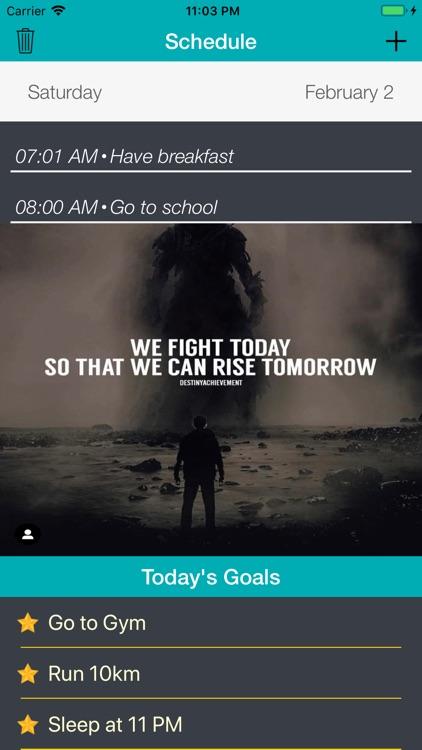 Get Your Goals - To Do List screenshot-4