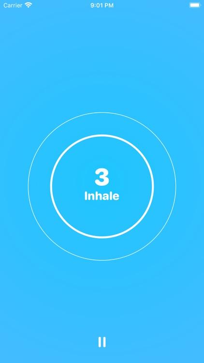 O2 - Breathing exercises