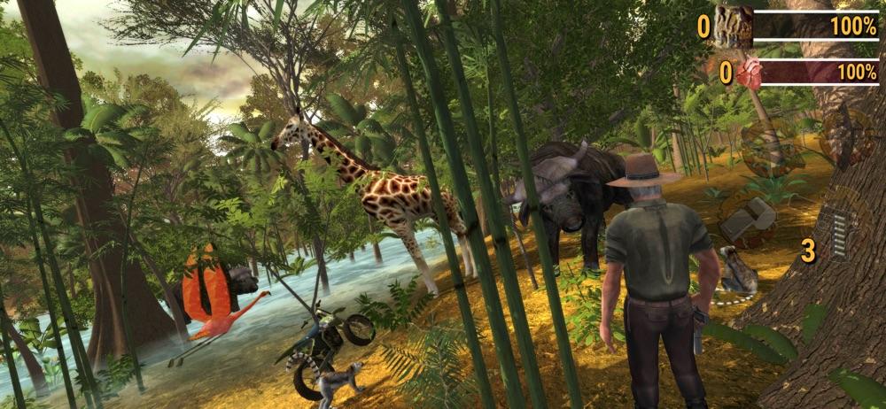 Safari: I-Evolution
