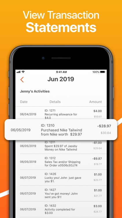 Jassby: Chores & Allowance App screenshot-6