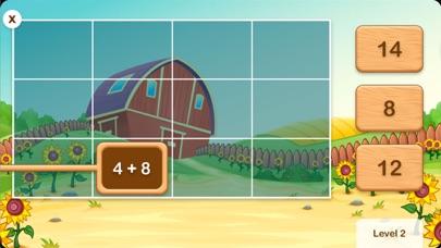 Hidden Video - Math Puzzles screenshot 2