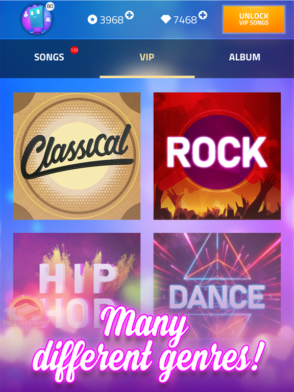 iPad Image of Magic Tiles 3: Piano Game