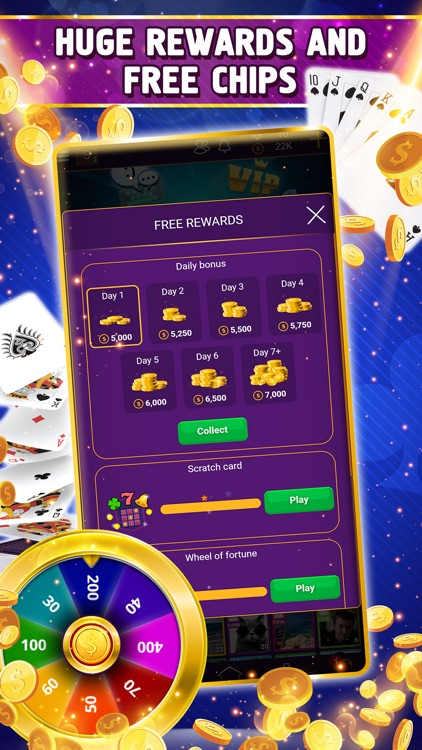 VIP Spades - Online Card Game screenshot-7
