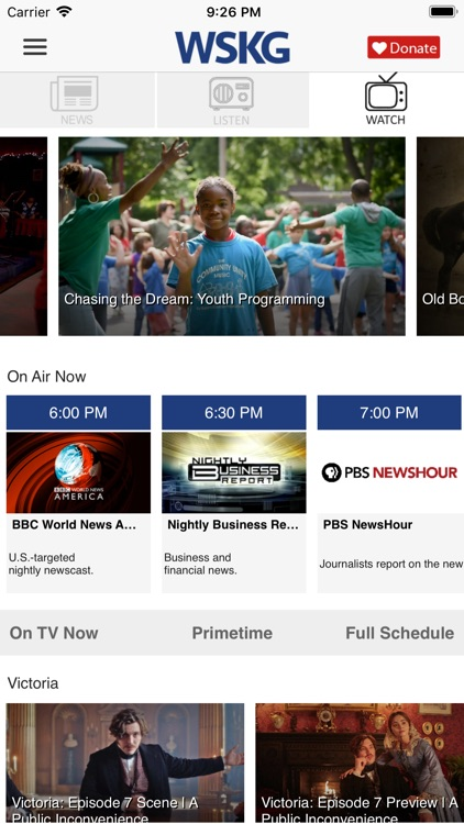 WSKG Public Media App screenshot-2