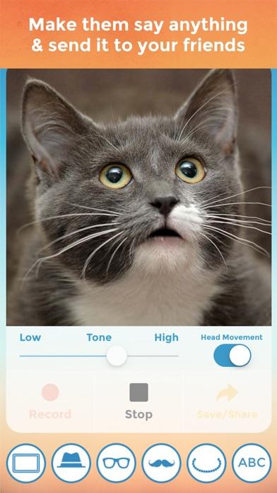 おしゃべりペット Pro screenshot1