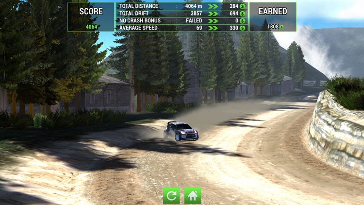 Rally Racer Dirt screenshot-7