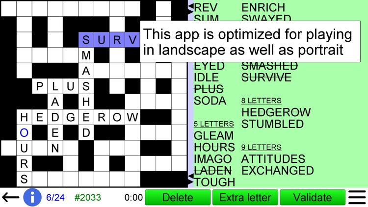 Word Fit Puzzle + screenshot-4