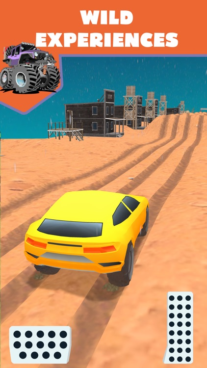 Offroad Race screenshot-5