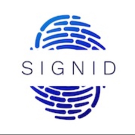 SignID Signature Keyboard icon