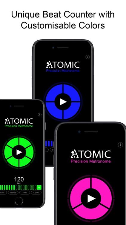 Atomic - Precision Metronome screenshot-4