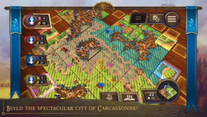 Carcassonne – Tiles & Tactics screenshot 2