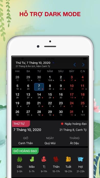 Lịch Vạn Niên 2021 - Lịch Việtのおすすめ画像3